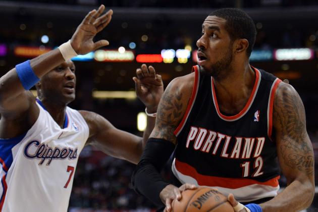 Report: Cavaliers Seek Trade for LaMarcus Aldridge