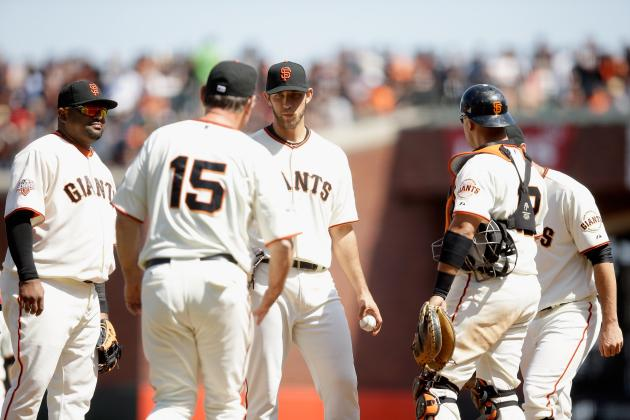 Giants Lose to D'backs 3-2 in 10 Innings