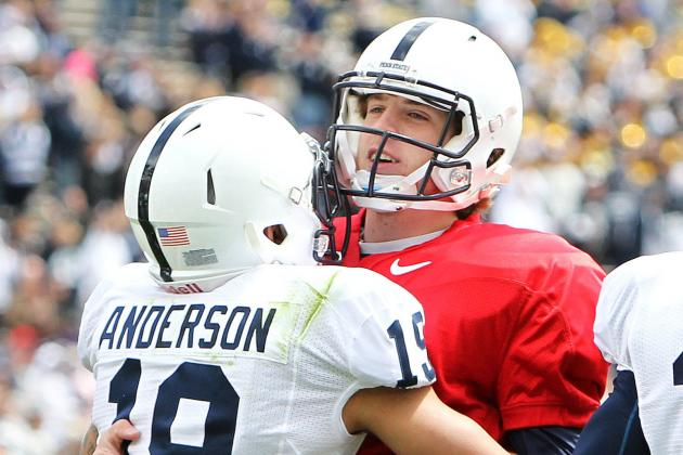 Penn State's Two-Man Battle: Steven Bench Is out of the Quarterback Picture
