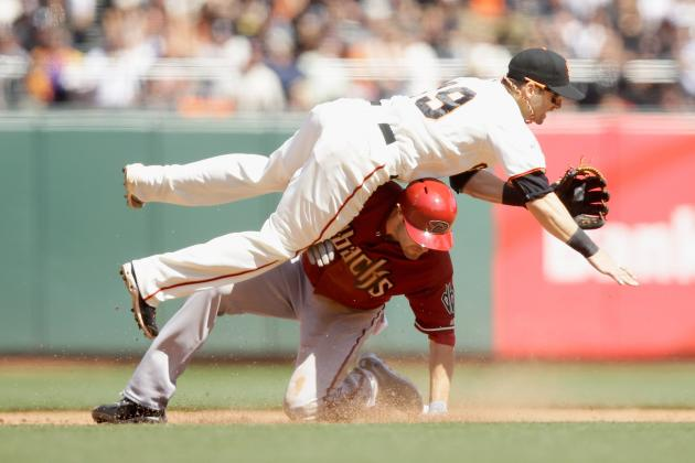 Giants Cant Hold on to Late Lead; Fall 3-2 to D'backs