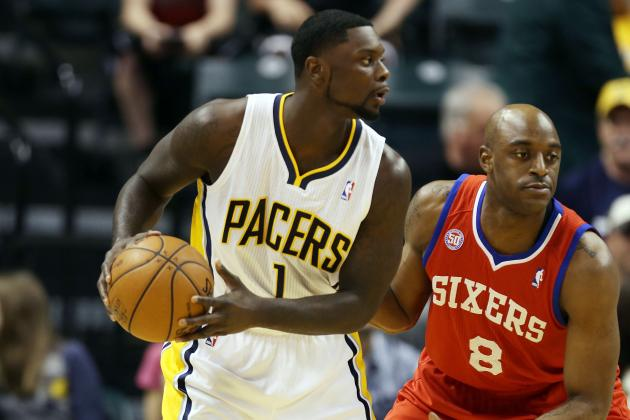 Lance Stephenson Suffers Bruised Right Hip