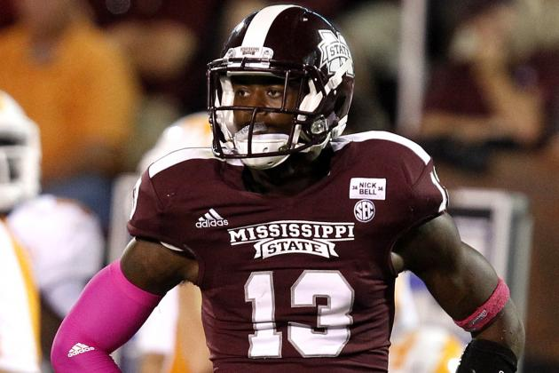 Johnthan Banks Scouting Report: NFL Outlook for the Mississippi State CB