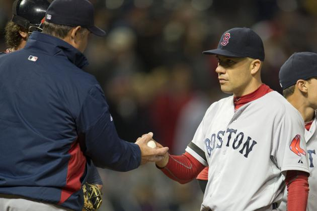 Report: Sox Option Aceves to Triple-A