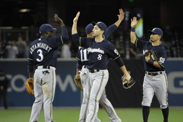Milwaukee Brewers: A Look at the 9-Game Winning Streak...and More