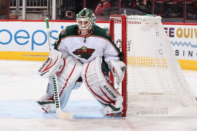 Minnesota Wild Riding Goalie Niklas Backstrom to the End