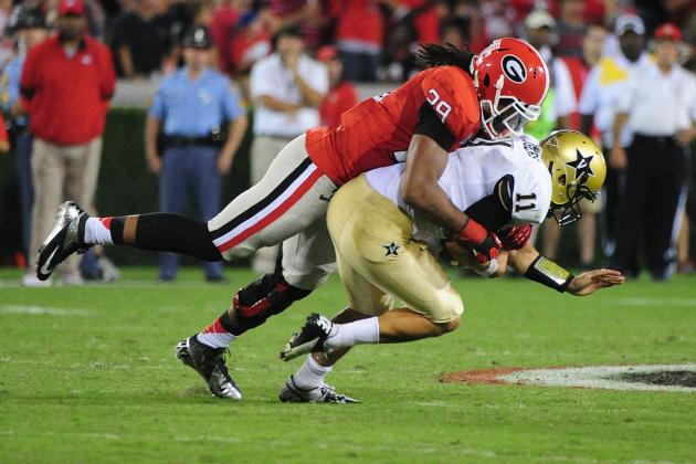 Jarvis Jones Won't Slide Far in 1st Round of 2013 NFL Draft