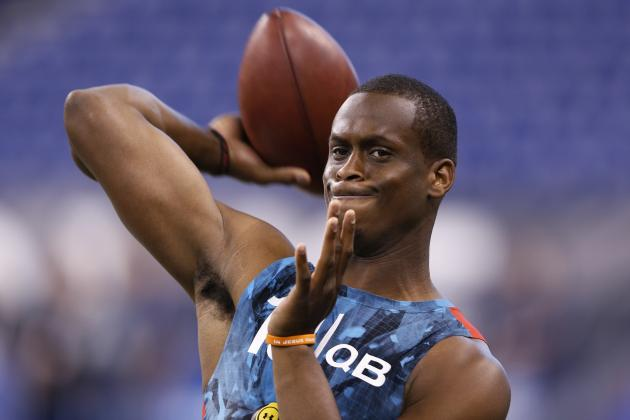 NFL Mock Draft 2013: Latest Projections for All 32 First-Round Picks