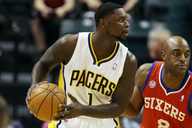 Lance Stephenson Returns to Game