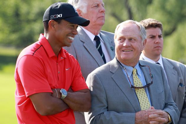 Jack Nicklaus Backs Tiger Ruling