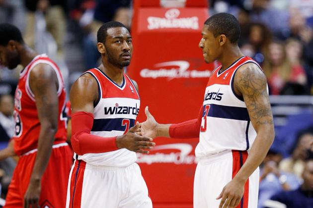 John Wall Gives Washington Wizards Great Hope for Next Season
