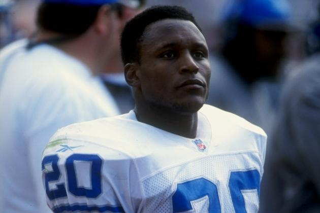 Madden 25: Twitter Weighs in on Barry Sanders Winning Cover Honor