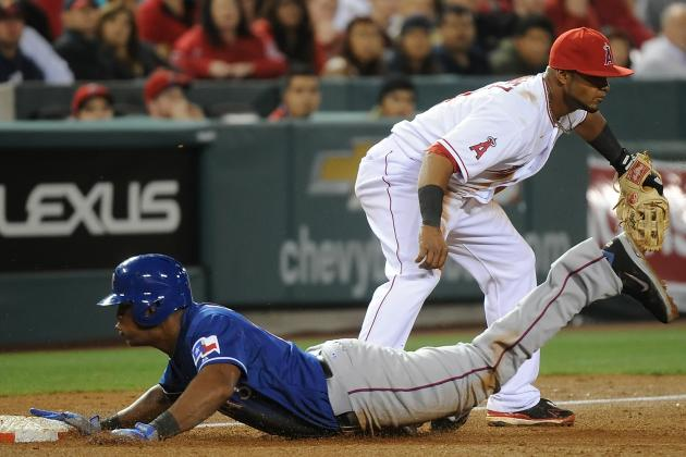 ESPN Gamecast: Rangers vs. Angels