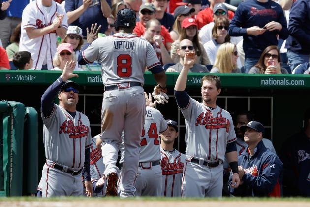 Justin Upton's At-Bats Are Must-See Viewing for Teammates