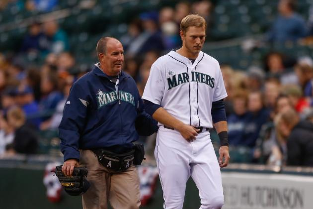 Michael Saunders on Track to Return Early Next Week
