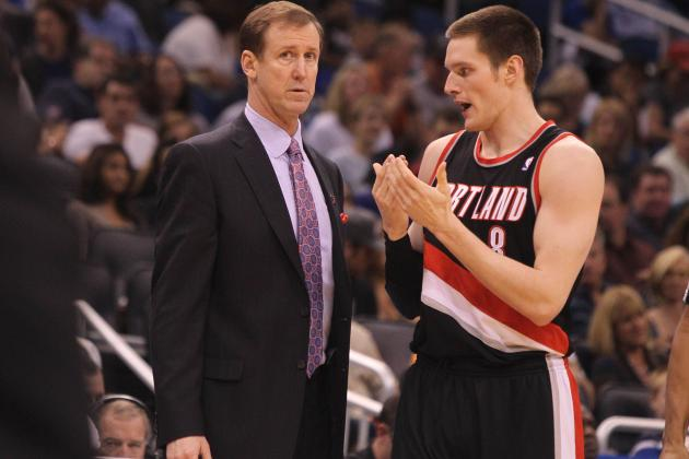 Portland Trail Blazers: Curious Case of Luke Babbitt's 6th Man of the Year Vote