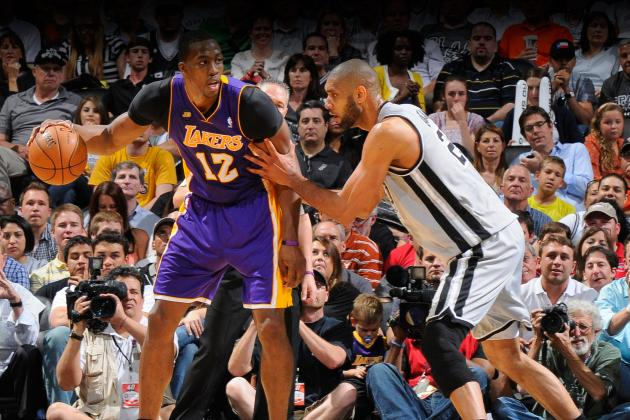 Lakers vs Spurs Game 2: Live Score, Highlights and Analysis