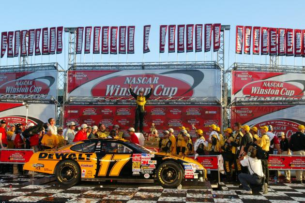 Is NASCAR's Point System Fair?