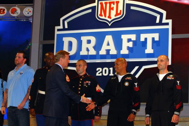 NFL Draft 2013 Live Stream: Best Options for Watching the Event