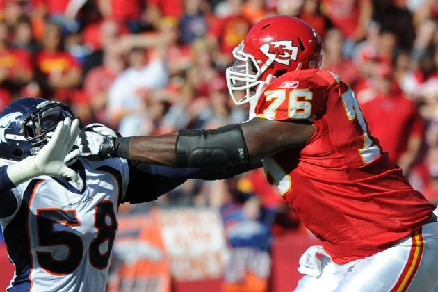 Miami Dolphins' Trade Talks with Chiefs for Branden Albert Get Louder
