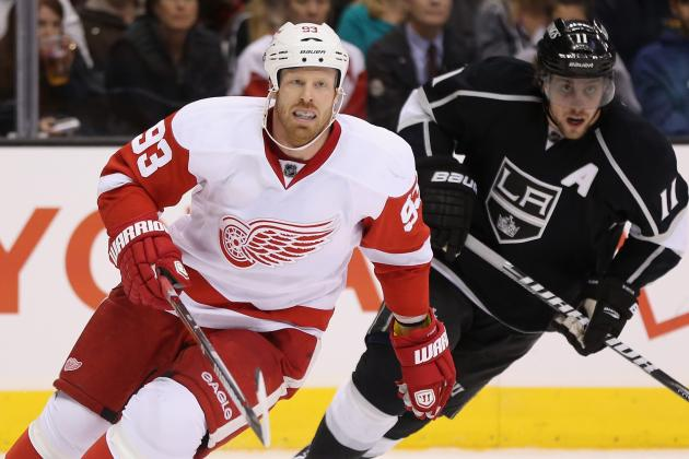Wings Boost Playoff Hopes with Win over Kings