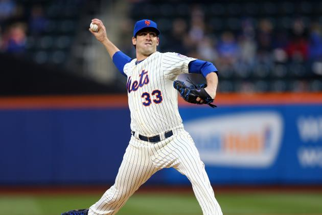 Matt Harvey, Jordany Valdespin Lead New York Mets' Walk-off Win over LA Dodgers