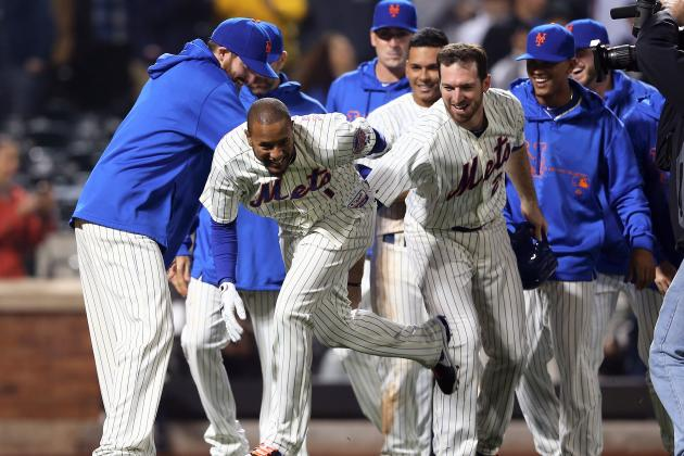 Mets Get Matt Harvey off the Hook by Rallying to Beat Dodgers, 7-3 in 10 Innings
