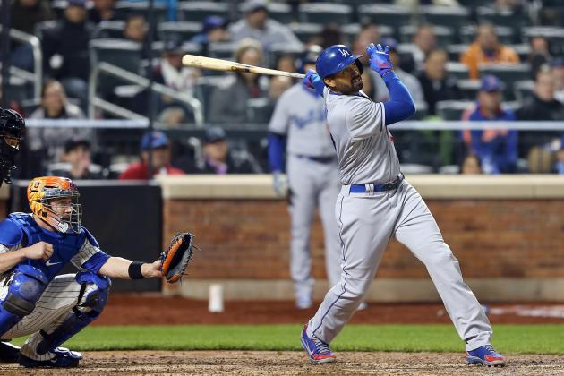 Dodgers let one get away as Mets rally in ninth, get slam in 10th
