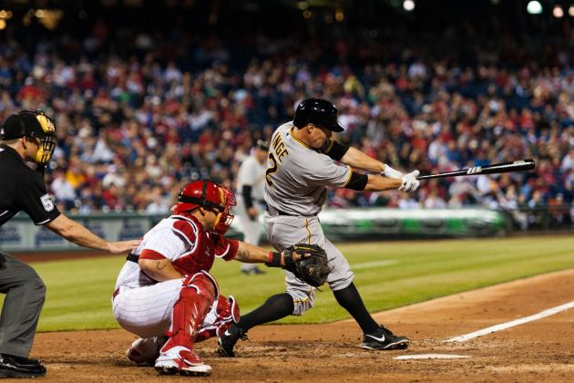 Pirates Rally to Defeat Phillies, 5-3