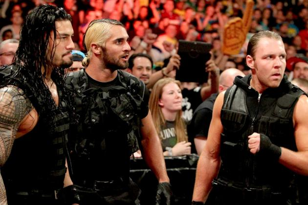 The Shield's Dominant WWE Run Is Leading to Something Big