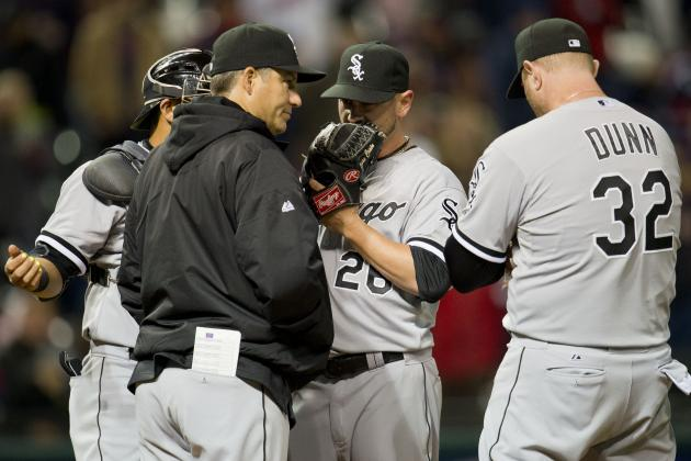 Chicago White Sox: 2 Things Robin Ventura Can Do to Fix the Lineup
