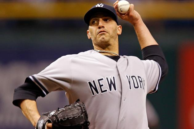 Wrong Pitch Results in First Loss for Pettitte
