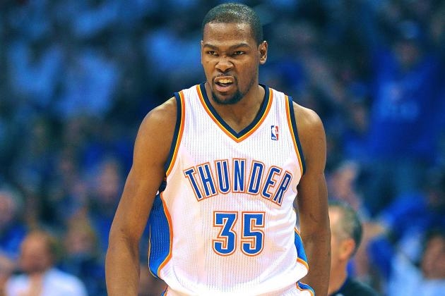 Thunder, KD Gladly Making Enemies of Rockets