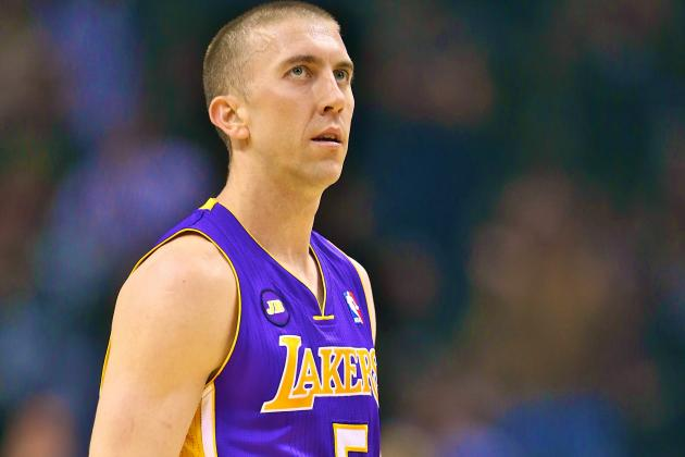 Steve Blake Injury: Updates on Lakers Guard's Hamstring