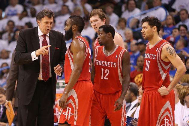 Hidden Keys for Houston Rockets to Win 1st-Round Series