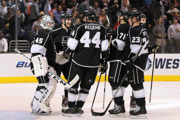 Los Angeles Kings: Without Dustin Brown Will the Kings Fall to 6th in the West?