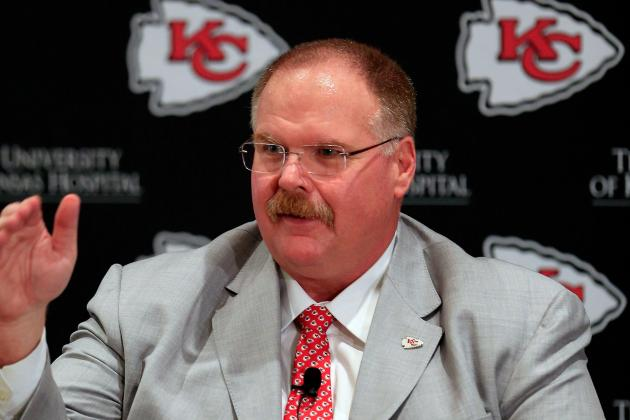 How the Chiefs Can Evolve from Joke to Juggernaut in Just 1 Draft