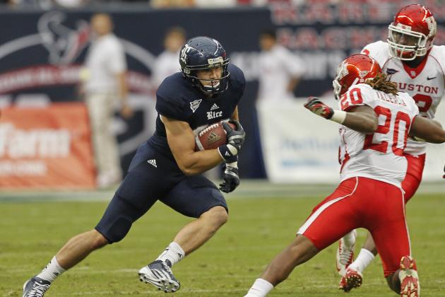 Vance McDonald Scouting Report: NFL Outlook for Rice TE