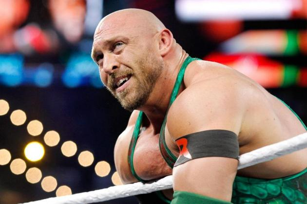 Report: John Cena's Ex-Wife 'Not Happy' with Ryback over Tweet