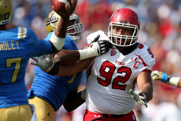 2013 NFL Draft: Could Star Lotulelei Fall to the Steelers in the 1st Round?