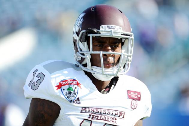 Johnthan Banks Scouting Report: NFL Outlook for Mississippi State CB