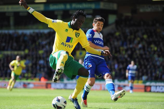 Norwich City: Is Kei Kamara Worth Keeping at Carrow Road?
