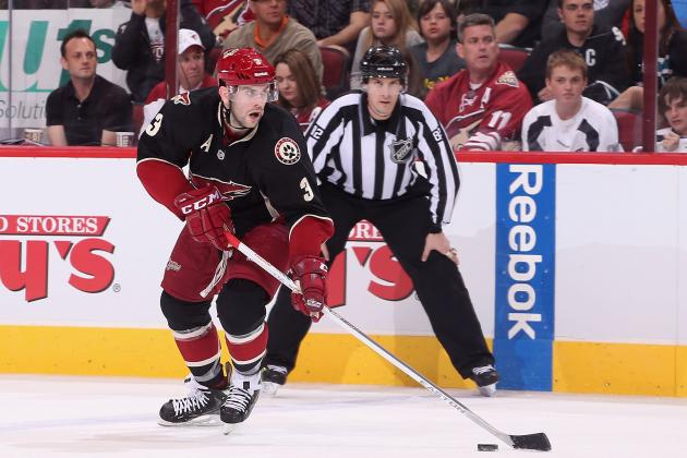 Eliminated from Postseason Play, Phoenix Coyotes Forced to Play for Pride