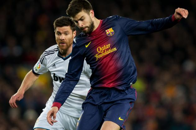 Barcelona's Gerard Pique—An Assessment of His Performance This Season