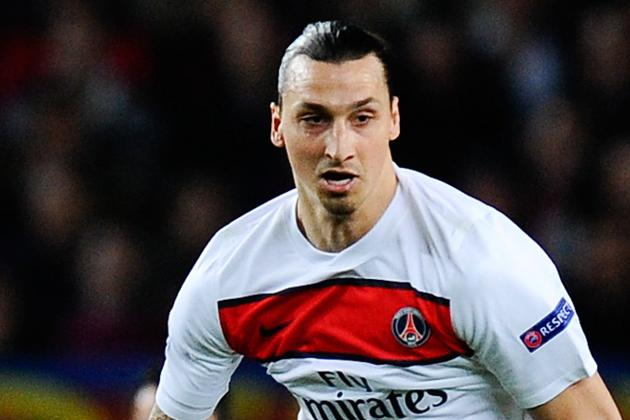 Manchester City to Target Ibrahimovic If Cavani Bid Fails