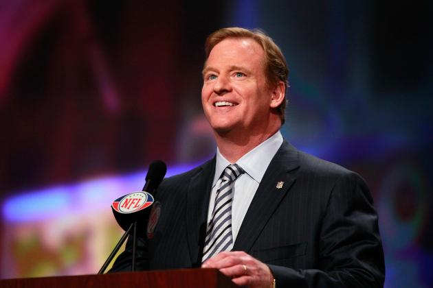 NFL Draft Start Time 2013: Complete Day-by-Day Schedule
