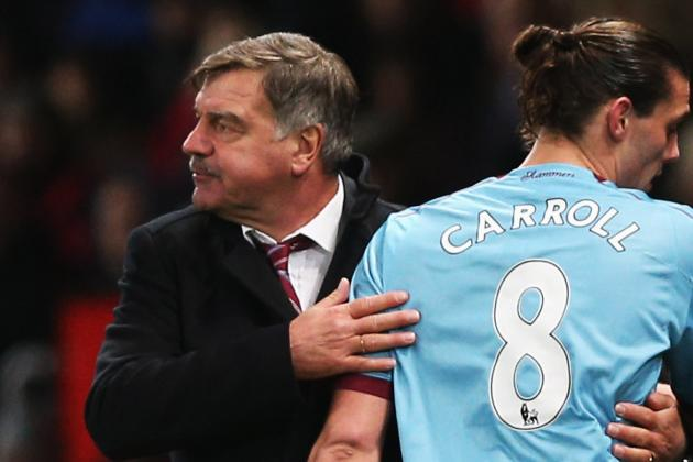 Sam Allardyce Confident West Ham Can Finish on a High