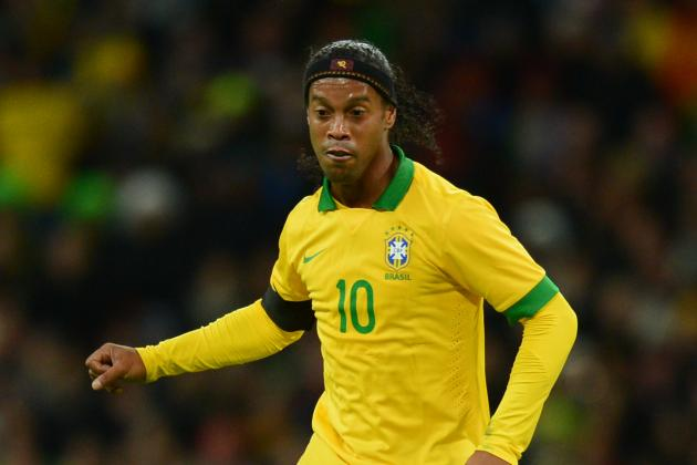 Why Poor Ronaldinho Display vs. Chile Should Be His Last International Chance