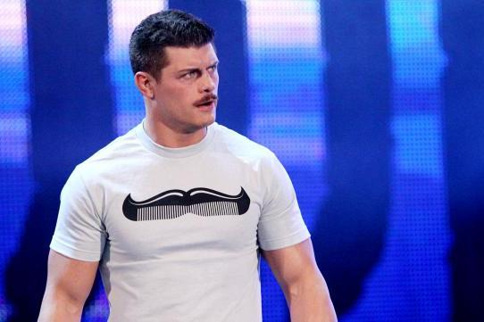 WWE Superstar Cody Rhodes Proposes Match with Morgan Freeman