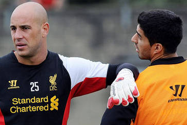 Reina Blasts Length of Suarez Ban