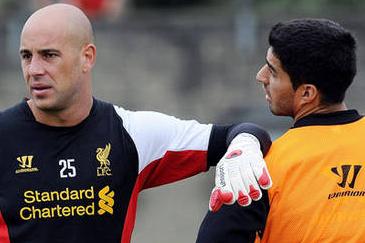 Reina Blasts Length of Suarez Ban